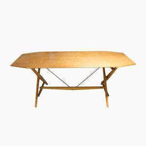 Table Tréteau TL2 par Franco Albini pour Poggi, 1950s