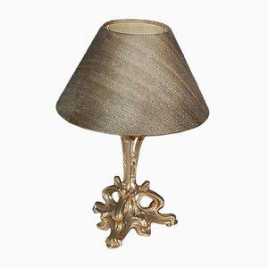 Lampada da tavolo Thistle Art Nouveau antica
