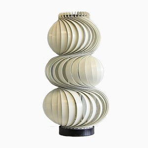 Lampada da tavolo Medusa di Olaf von Bohr per Valenti Luce, 1968