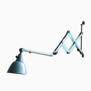 Lampe Ciseaux Type 1000-II Laquée par Curt Fischer pour Midgard, 1950s