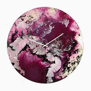 Horloge Murale Extra Large Illuminée par Craig Anthony pour Reformations