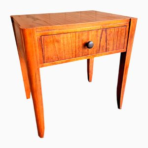 Vintage Rosewood Side Table, 1970s