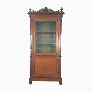 Antique Cherry Display Case