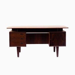 Vintage Schreibtisch aus Palisander