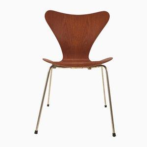 Chaise Série 7 par Arne Jacobsen, 1960s