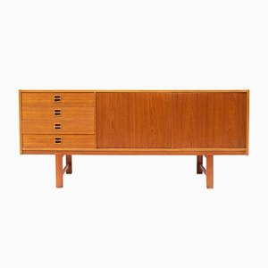Vintage Oak Sideboard from Ikea