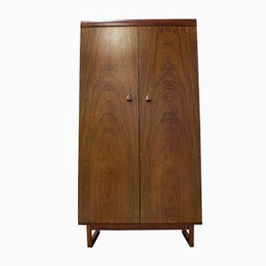 Vintage Walnut Wardrobe from Stonehill