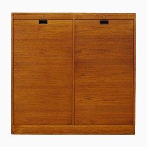 Vintage Teak Cabinet from BS Møbelfabrik
