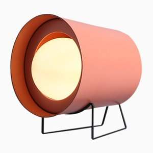 Coral Focus Table Lamp by Tree