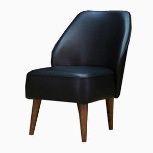 Vintage Sessel aus Öko-Leder