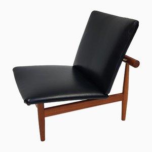 Modell 137 Sessel von Finn Juhl für France & Daverkosen, 1950er