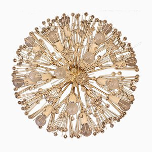Large Mid-Century Snowball Ceiling Lamp by Emil Stejnar for Rupert Nikoll