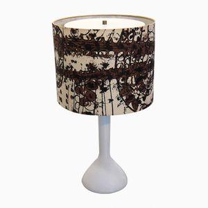 Schwedische Tischlampe von Holmegaard, 1950er