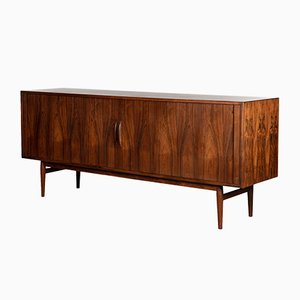 Rosewood Model 37 Sideboard by Arne Vodder for Sibast Furntinure, 1960s