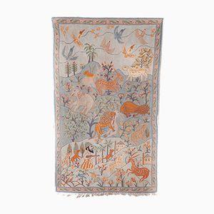 Vintage Kaschmir Wandteppich