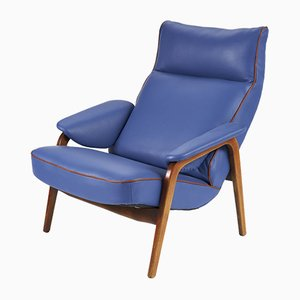 Vintage 137 Armchair by Theo Ruth for Artifort, 1950s