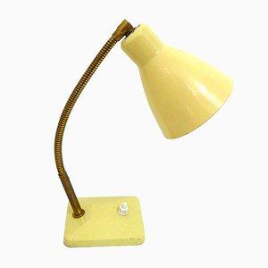 Französische Tischlampe von Aluminor, 1950er
