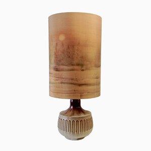 Lampe de Bureau en Céramique, 1970s