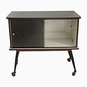 Mueble para el televisor vintage, años 60
