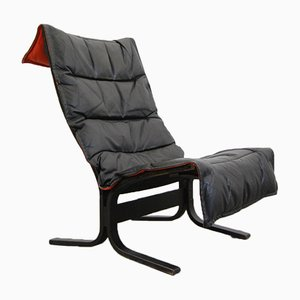 Vintage Siesta Lounge Chair by Ingmar Relling for Westnofa, 1970s