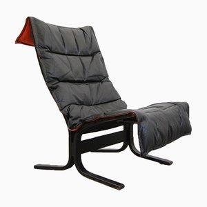 Vintage Siesta Lounge Chair by Ingmar Relling for Westnofa, 1970s