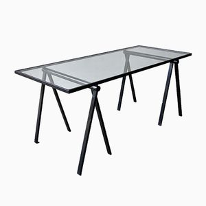 Modernist Table or Desk by Rodney Kinsman for OMK, 1970s