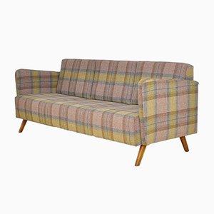 Dänisches Vintage Sofa aus Wolle, 1960er