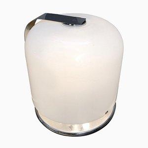 Lámpara de mesa Alvise era espacial de Luigi Massoni para Guzzini, 1966