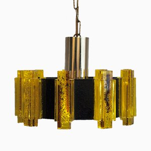 Vintage No. 2012A Pendant by Claus Bolby for CeBo Industri