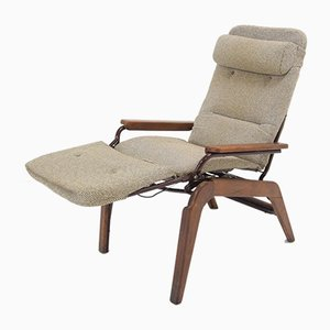 Vintage Scandinavian Chaise Lounge from Lama
