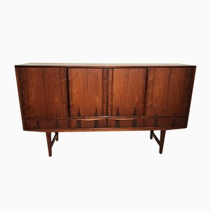 Vintage Danish Palisander Sideboard by E. W. Bach for Sejling Skabe, 1960s