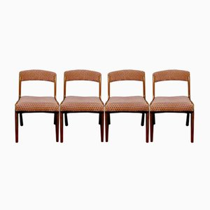Vintage Chairs, 1950s, Set of 4