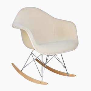 Rocking Chair RAR Mid-Century par Charles & Ray Eames pour Herman Miller