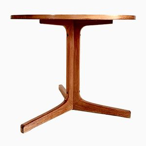 Vintage Teak Coffee Table by Hans Andersen, 1950s
