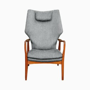 Customizable High Back Armchair by Madsen & Schübel for Bovenkamp