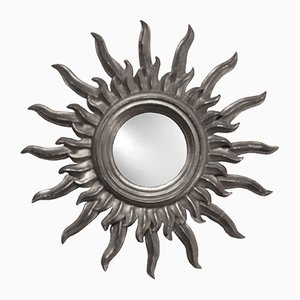 French Sunburst Mirror, 1960s
