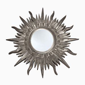 Specchio a forma di sole, Francia, anni '60