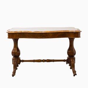 Tavolo da biblioteca, Regno Unito, metà XIX secolo