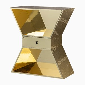Apollon Mirror Cabinet by Chapel Petrassi