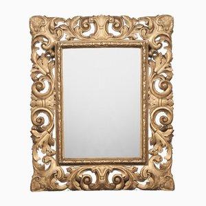Antiker italienischer Spiegel aus dem Barock