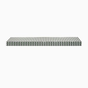 Large Hitan Shelf in Optical Green by Chapel Petrassi