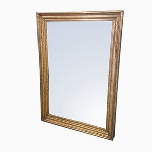 Grand Miroir Doré Antique