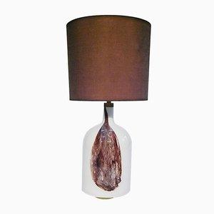 Lámpara de mesa Symmetrisk de Michael Bang para Holmegaard, 1984