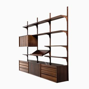 Vintage Cado Wall Unit by Poul Cadovius, 1960s