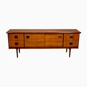 Enfilade Mid-Century en Teck de Bath Cabinet Makers
