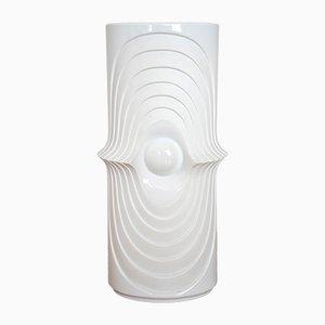 Grand Vase de Plancher Mid-Century en Porcelaine Biscuit de Royal Porzellan KPM Bavaria
