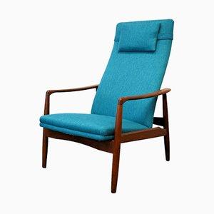 Vintage Armlehnstuhl aus Teak von Søren J. Ladefoged für SL Møbler, 1960er