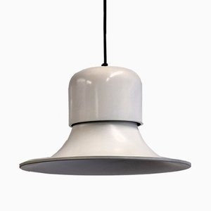 Lámpara colgante vintage de Joe Colombo para Stilnovo