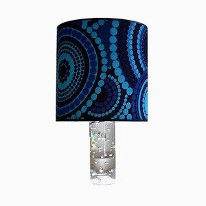 Lámpara de mesa Mid-Century moderna de Verner Panton para Kosta Boda, años 70