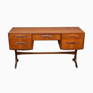 Mid-Century Fresco Desk by Victor Wilkins for G-Plan